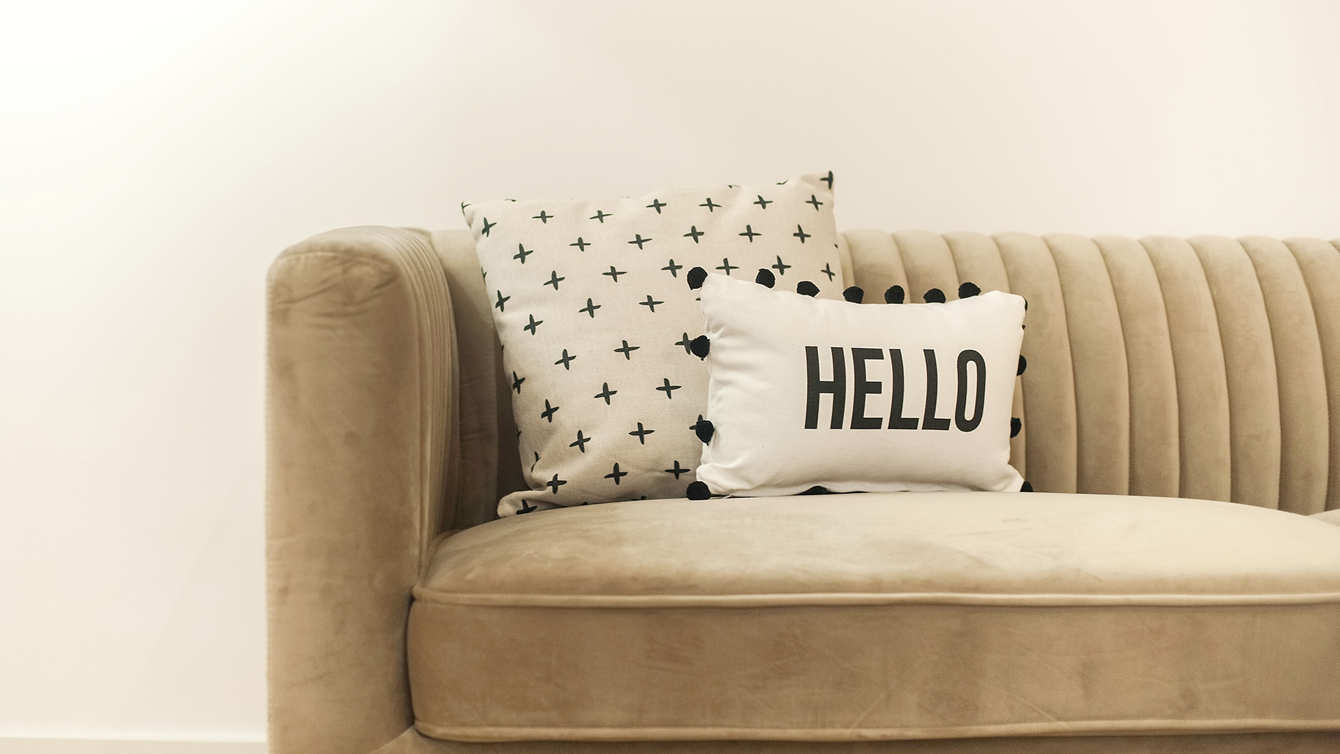 home staging con muebles